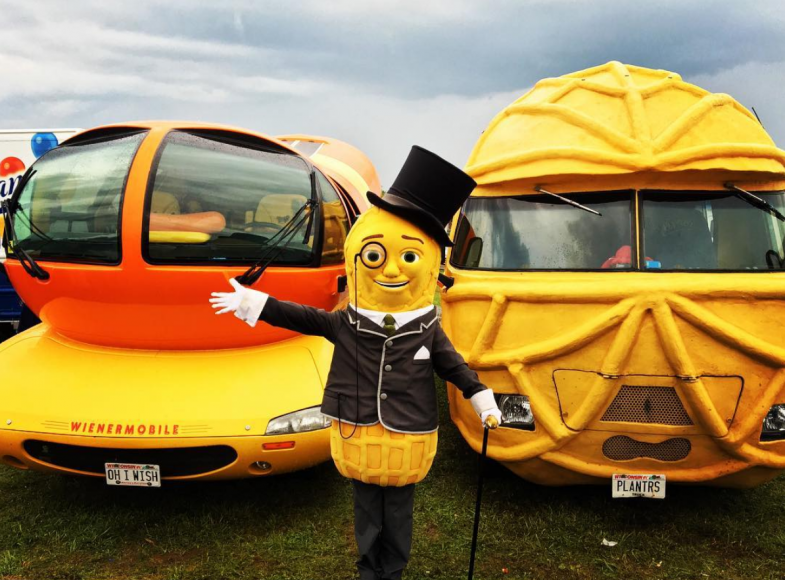 planters nutmobile with You Could Drive The Oscar Mayer Wienermobile Or The Planters Nutmobile on 00029000073258 besides Article 9d9a3f07 3837 5204 8963 5a8556bddc8b furthermore Hot Dog Its The Oscar Mayer Wienermobile And The Planters Nutmobile in addition Planters Nutmobile A Peanut Shaped Vehicle Toured With Mr Peanut together with Meet People Americas Oddest Marketing Job Driving Planters 26 Foot Nutmobile 170922.