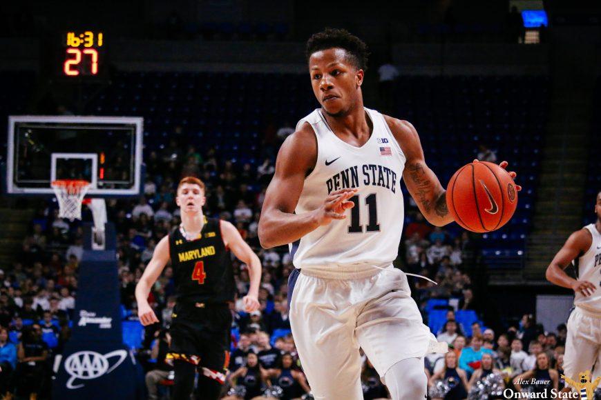 Penn State men's basketball Lamar Stevens