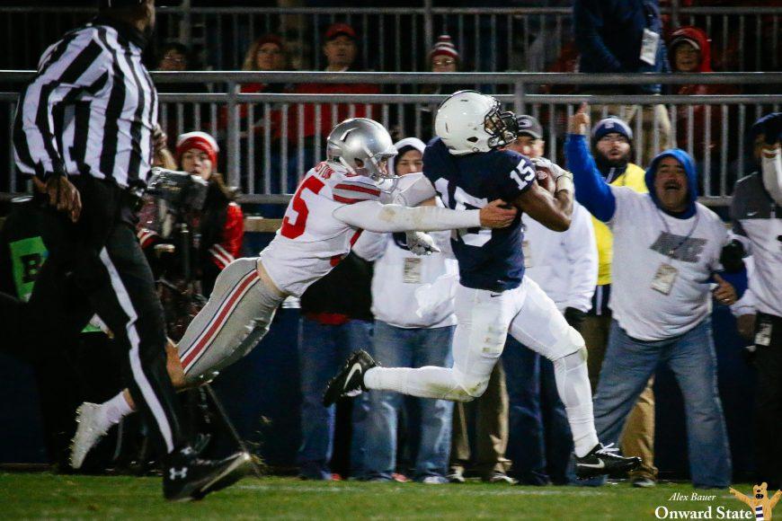 Penn State Football's Upperclassmen Talk Culture, Goal ...