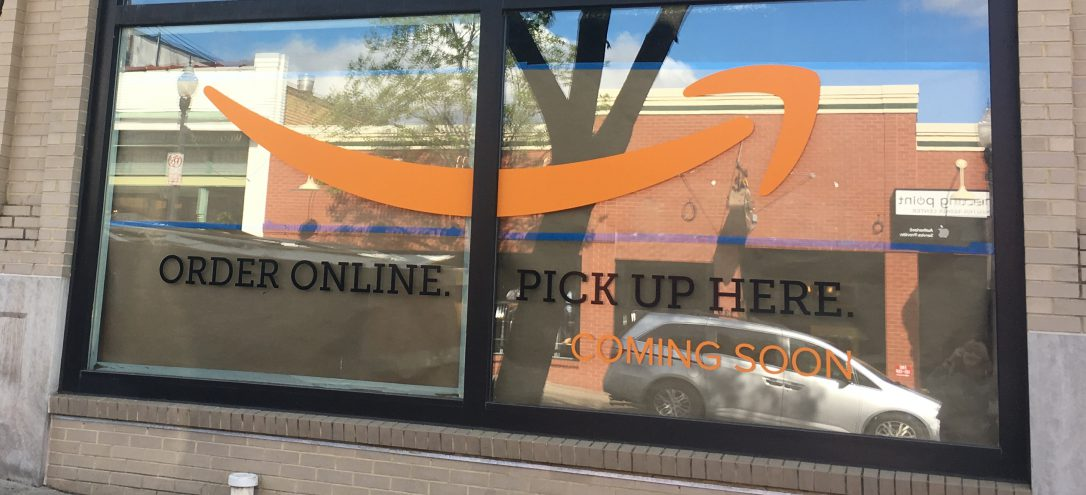 amazon pick up location reportedly coming to allen street onward state. Black Bedroom Furniture Sets. Home Design Ideas