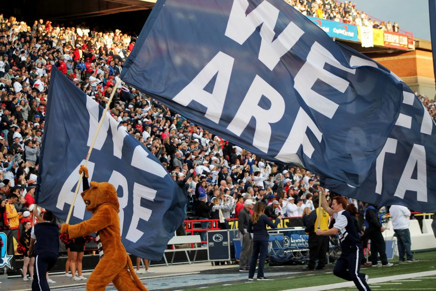 Penn State Football Travel Packages