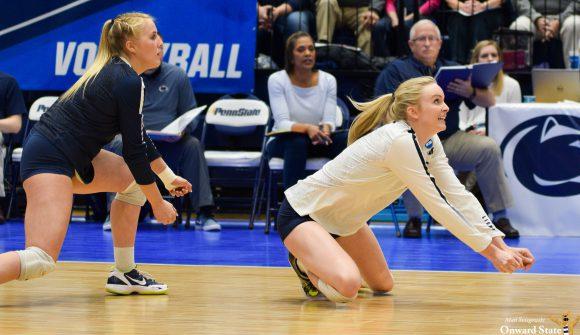 Penn State Women's Volleyball Loses To Nebraska 3-2 In ...