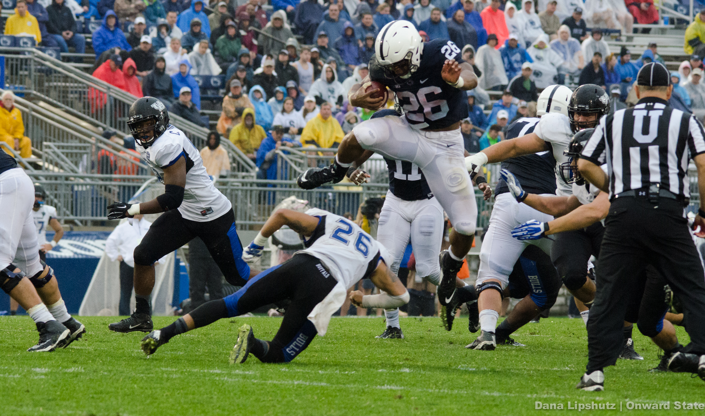 Saquon Barkley s College Career As Told By Five Games  9e9daf754